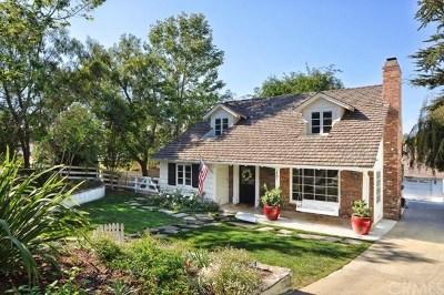Rolling Hills Estates Single Family Home For Sale: 17 Sorrel Lane