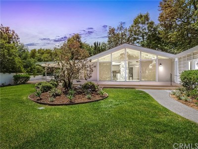 Rolling Hills Estates Single Family Home For Sale: 8 Aurora Drive