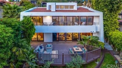 Palos Verdes Estates Single Family Home For Sale: 2501 Via Olivera