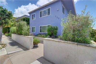 Santa Monica Condo/Townhouse For Sale: 720 Pier Ave #2