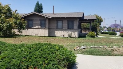 Downey Single Family Home For Sale: 11657 Old River School Road