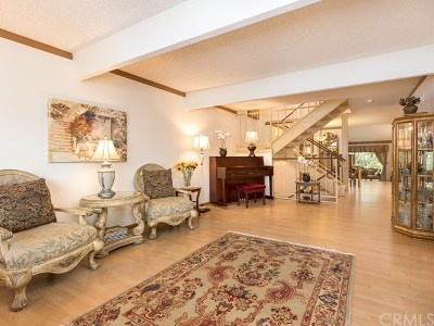 Rancho Palos Verdes Condo/Townhouse For Sale: 6317 Ridgepath Court