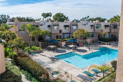 Los Angeles County Condo/Townhouse For Sale: 501 Herondo Street #9