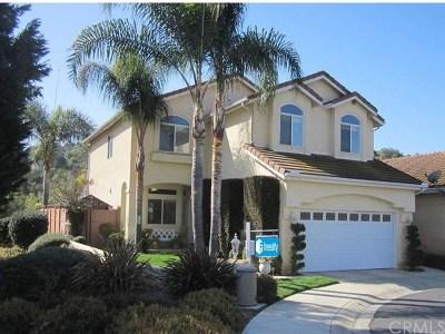 Escondido Single Family Home For Sale: 8779 Gracilior Place
