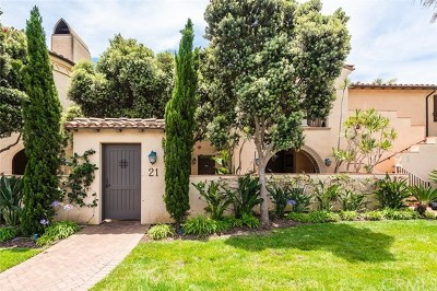 Rancho Palos Verdes Condo/Townhouse For Sale: 100 Terranea Way #21-301