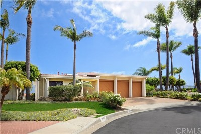 Rancho Palos Verdes Single Family Home For Sale: 6404 Vista Pacifica