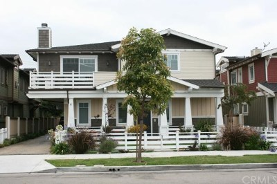 Los Angeles County Rental For Rent: 808 N Irena Avenue #B