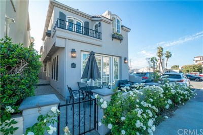Seal Beach Single Family Home For Sale: 127 8th