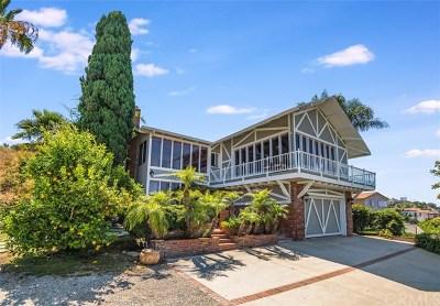 Torrance Single Family Home For Sale: 24660 Via Valmonte