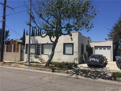 Los Angeles County Rental For Rent: 911 Beryl Street #2
