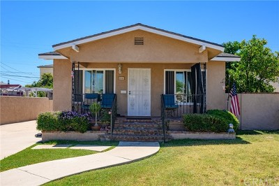 Single Family Home For Sale: 935 W 11th Street