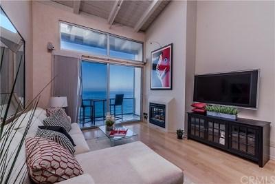 El Segundo, Hermosa Beach, Manhattan Beach, Palos Verdes Estates, Rancho Palos Verdes, Redondo Beach, Rolling Hills Estates Condo/Townhouse For Sale: 615 Esplanade #810