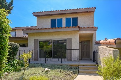 Rancho Palos Verdes Condo/Townhouse For Sale: 28114 Ridgefern Court