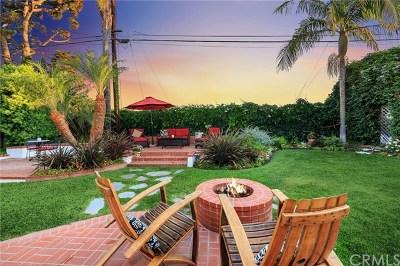 Single Family Home For Sale: 4621 Via El Sereno