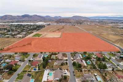 Moreno Valley Residential Lots & Land For Sale: Moreno Beach Drive