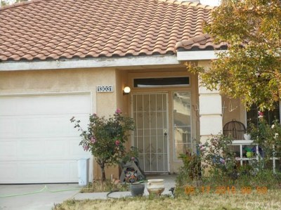 Corona Single Family Home For Sale: 13031 Aliciente Drive