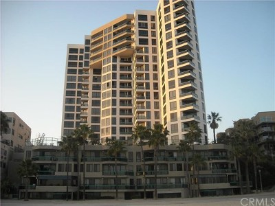 Los Angeles County Condo/Townhouse For Sale: 1310 E Ocean Boulevard #607