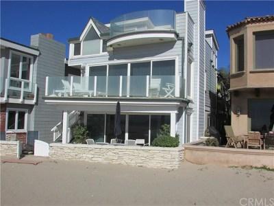Newport Beach Rental For Rent: 4707 Seashore Drive