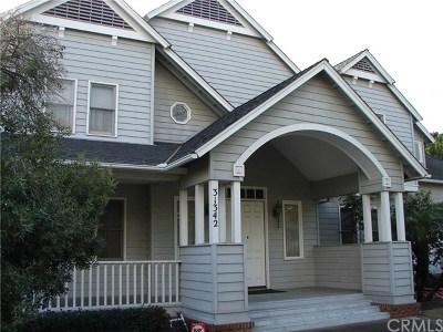 Coto de Caza Single Family Home For Sale: 31342 Trigo