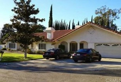 West Covina Single Family Home For Sale: 3159 E Eddes Street