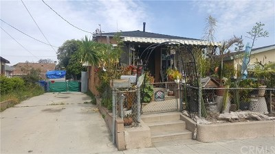 San Pedro Multi Family Home For Sale: 538 W 2nd Street