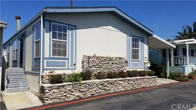 San Clemente Mobile Home For Sale: 108 Pacific Drive