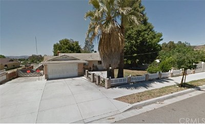 Yucaipa Single Family Home For Sale: 12284 3rd Street