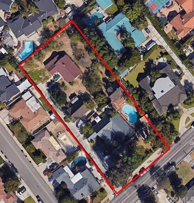 Anaheim Single Family Home For Sale: 1135 W North Street