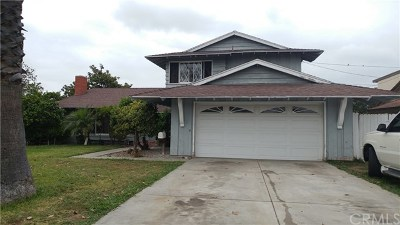 Anaheim CA Single Family Home Active Under Contract: $525,000