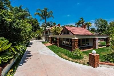 Villa Park Single Family Home For Sale: 18811 Ridgeview Circle