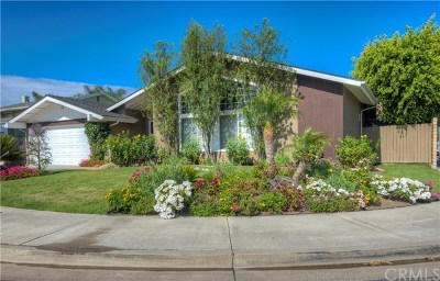 Huntington Beach Single Family Home For Sale: 20021 Mayport Lane