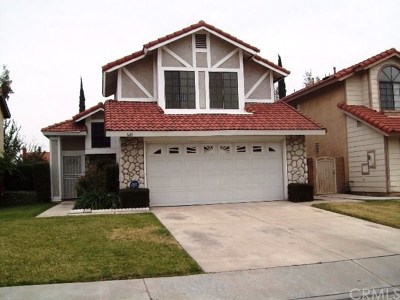 Rialto Single Family Home Active Under Contract: 641 N Driftwood Avenue