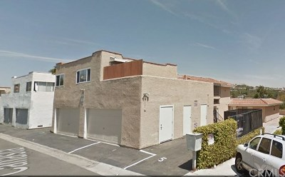 San Clemente Multi Family Home For Sale: 601 Calle Campana