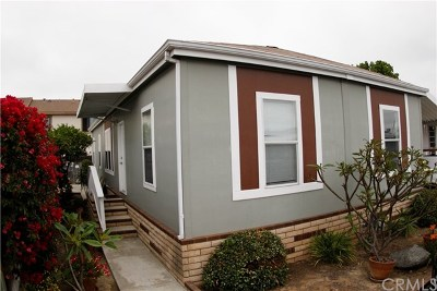 Costa Mesa Mobile Home For Sale: 1845 Monrovia Avenue