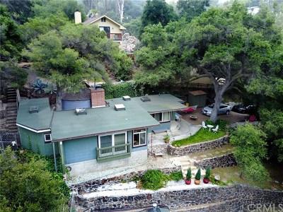 Topanga Single Family Home For Sale: 622 N Topanga Canyon Boulevard