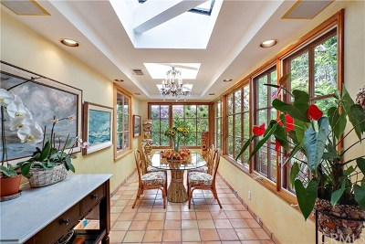 Palos Verdes Estates Single Family Home For Sale: 3705 Palos Verdes Drive N