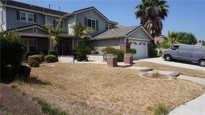 Corona Single Family Home Active Under Contract: 534 Calderone Dr.