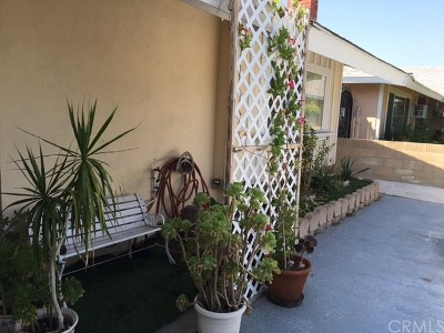 Tustin Multi Family Home For Sale: 14101 Woodlawn Avenue