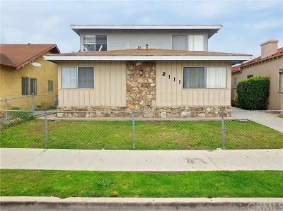 Multi Family Home For Sale: 2111 S Grand Avenue