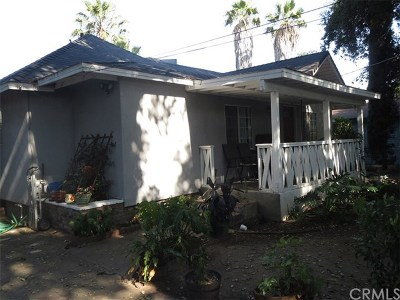 Pasadena Single Family Home For Sale: 1478 Sunset Avenue
