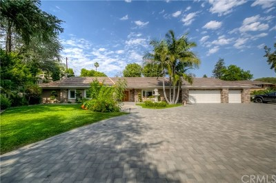 Fullerton Single Family Home For Sale: 301 E Hermosa Drive