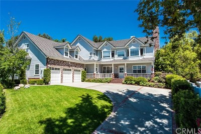 Villa Park Single Family Home For Sale: 19075 Ridgeview Road