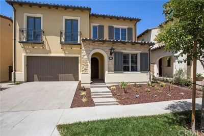 Irvine CA Single Family Home For Sale: $1,868,000