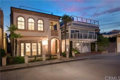 Single Family Home For Sale: 505 J Street