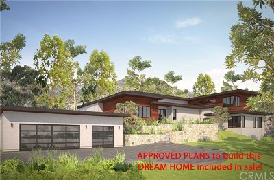 La Crescenta Single Family Home For Sale: 5302 Cortolane Drive
