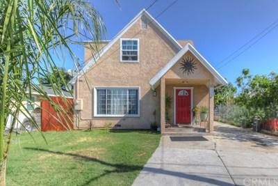 Orange Single Family Home Active Under Contract: 4225 E Court Avenue