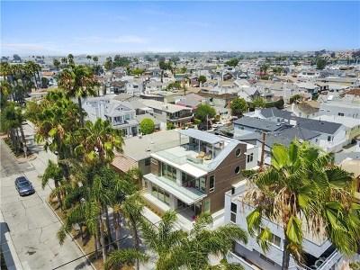 Balboa Island - Main Island (Balm) Single Family Home For Sale: 706 Park Avenue