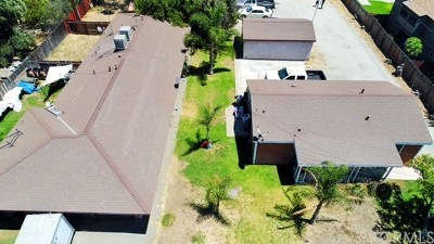 Fontana Multi Family Home For Sale: 9167 Pepper Avenue