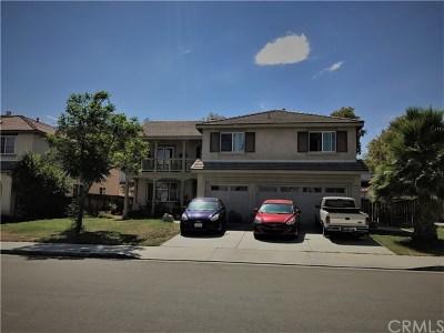 Moreno Valley Single Family Home For Sale: 15320 La Casa Drive