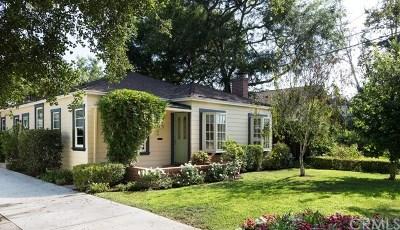 Santa Ana Single Family Home For Sale: 509 E Santa Clara Avenue